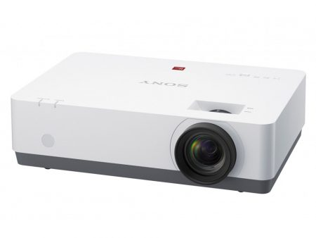SONY 2,700 lumens WXGA portable projector with wireless connectivity
