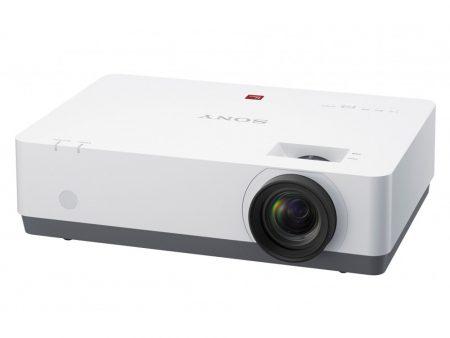 SONY 4,200 lumens WXGA high brightness compact projector