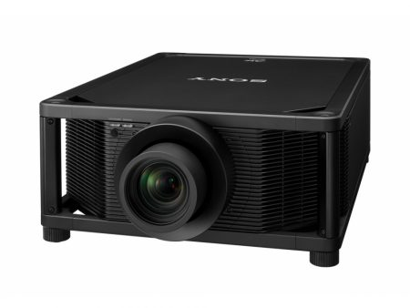SONY 4K SXRD laser projector with 5,000 lumens light output and superb image quality