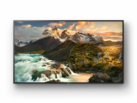 SONY 65 BRAVIA Professional 4K Colour LED Display