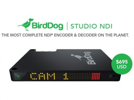 BIRDDOG STUDIO NDI